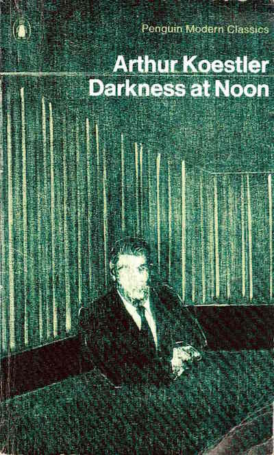 darkness at noon by harold krents essay 42 quotes from darkness at noon: 'satan, on the contrary, is thin, ascetic and a fanatical devotee of logic he reads machiavelli, ignatius of loyola, ma.